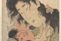 Kintaro / Kitagawa Utamaro
