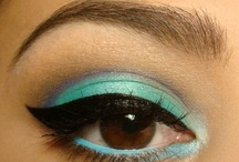 Beautiful eye makeup  / U wanna get some cool tips for doing the eyliner? U wanna get inspiration for doing the new eye makeup? Check this!