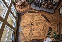Wood Floor of the Year   NWFA / by National Wood Flooring Association