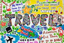 Creatives / Craft, art, colors, paint, doodles, and FUN :)