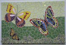 mozaiek / by Marloes van den Akker-Overeem
