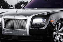 Rolls Royce / Biler.