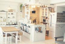 マイホームイメージ(キッチン) / 設計士さんに見せる素材として