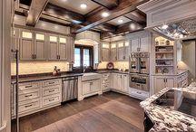 Kitchens where families gather