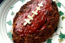Homegating / With a little creativity and some good food, watching the game from the comfort of your own home can be just as fun, if not more!