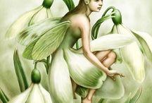 bloemen elf