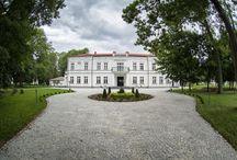 Zielona Mławska - Pałac