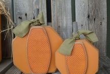 Decorating: fall stuff / by Kathy Faul