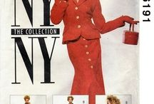 Sewing Patterns : MCCALL'S NY THE COLLECTION