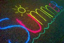 Summer fun / by Julie Caminiti
