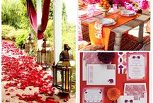 WEDDING | EASTERN STYLING / WEDDING INSPIRATION FROM THE EAST!