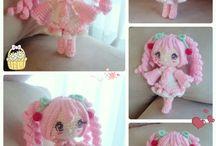muñecas de anime