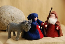 Advent (4 weken voor Kerst) / De Advent-periode (vier weken voor Kerstmis)
