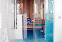 Loft bathroom/kitchen