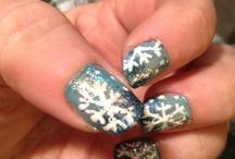 My nails / Nail art / by Kim Sellers Simons