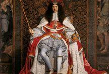 Stuart-King  Charles II. of England, Scotland