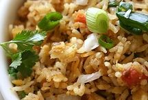 Recipes: Rice