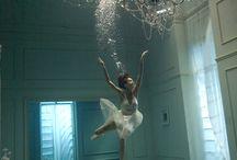 Under water / Photoshoots under water