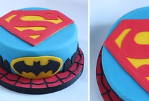 Superhero Party / by Neilly Mays