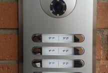 Videoportero Fermax en comunidad / Sustitución de Antiguo interfono por un nuevo Videoportero en color de Fermax
