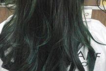 hairstyle by FangSalon