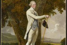 18th  century art - men / by Gil Skidmore