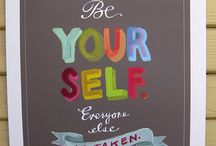 Quotes / A Much Needed Afternoon Pick-Me-Up / by Mountain West Office Products