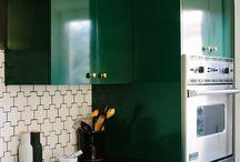 DK&M Colourful Kitchen Inspiration