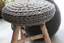 Knitting intirores
