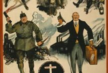 carteles de guerra