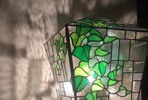 Tiffany glas