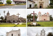 California Missions and State Symbols