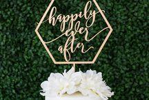wedding ideas gold
