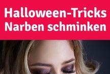 Halloween schminktipps