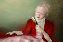 "Art of Ray Caesar / Ray Caesar (b. October 26, 1958) is a visual surreal artist and digital painter residing in Toronto, Canada. As he wrote about himself ""I was born in London, England on October 26 1958, the youngest of four and much to my parent's surprise, I was born a dog"". Caesar's family moved to Canada after ""some trouble with intolerant neighbours""."