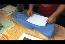 Screenprinting How-To-Videos / by artmart