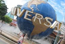 Universal Studio, Singapore, 2012