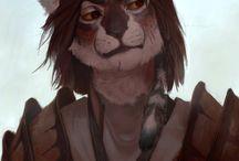 Furry/Scalie