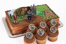 the hobbit / The Hobbit / by Bakery Crafts