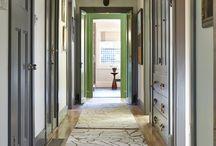 House - Hallway, Enrty