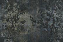 clasic wallpaper,deco