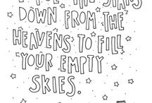 Quotes / by Amanda Bush