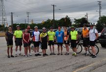 Towpath 150 / The Towpath 150 is a cycling event traveling the length of the Towpath from Cleveland to Bolivar.