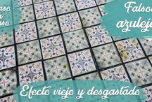 azulejos y calcareos