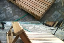 Pallet Projects! / Reduce, Reuse, Recycle!  Pallet Edition! :) / by Hillary Zimmer