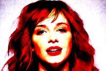 Christina Hendricks / Christina Hendricks