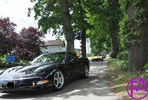 Plöner Seenrundfahrt am 22. Juni 2014 | FeenArt | Claudia Böttcher / Plöner Seenrundfahrt am 22. Juni 2014 - Insgesamt haben 28 US-Cars teilgenommen!