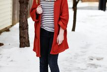 Style Inspiration / The looks and styles I find classic and trendy.