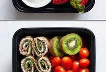 Salads & no-cooks