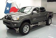 Truck, Yeah! / Toyota tacoma